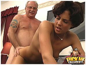 Fuck her harder grandpa